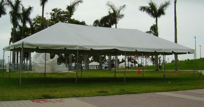 Frame Tent 20 x 40