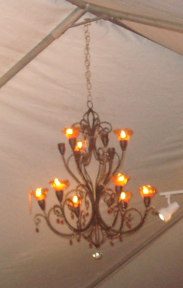 fancy chandeliers